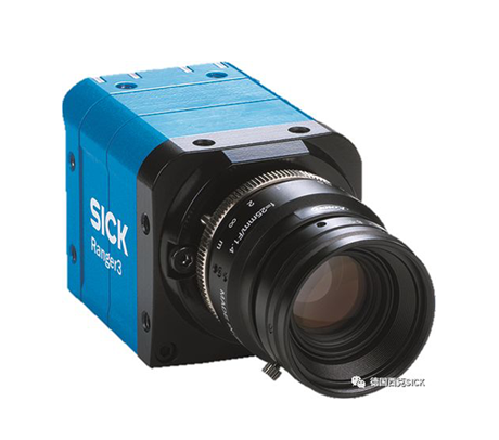 SICK高速分体式3D相机Ranger3
