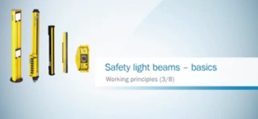 西克(SICK)安全光幕教程3 - 安全光幕的工作原理