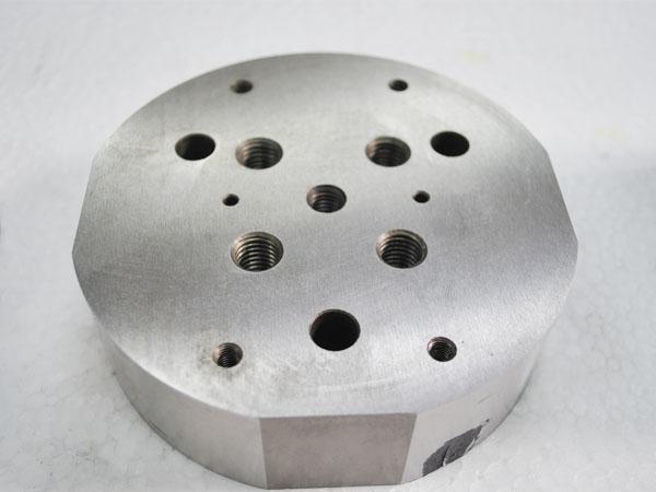 CNC机加工-空调配件-铣床精密加工