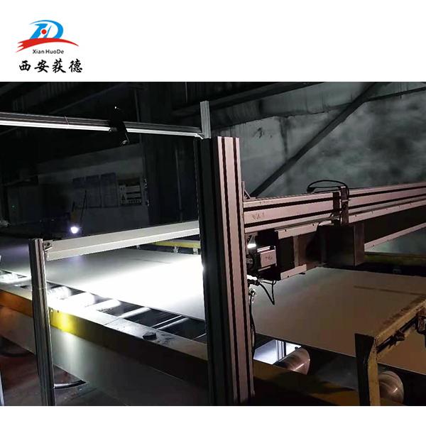 石膏板缺陷检测系统,石膏板板形检测