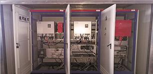 易能EN700高性能变频器 在冷轧卷取机应用