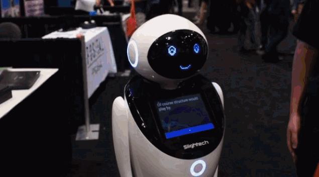 科尔摩根机器人白菜彩金网址大全4001解决方案,亮相2018年ROBO商业博览会