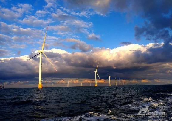 """科思创携手合作伙伴打造""""绿色供应链""""引领海上风电新趋势"""