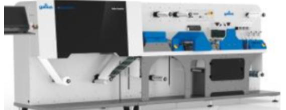 捷拉斯推出入门级单通道数码印刷机