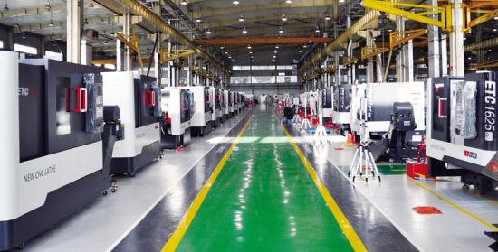 重庆永川3家德国机床企业项目即将建设完毕