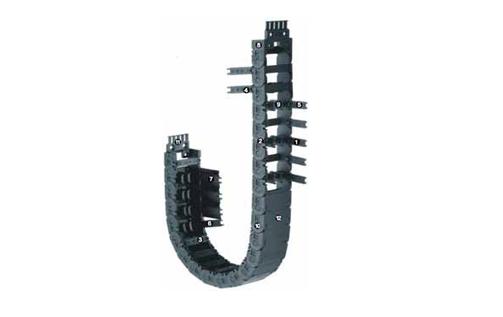 igus 1400系列- 链, 可沿内径方向打开