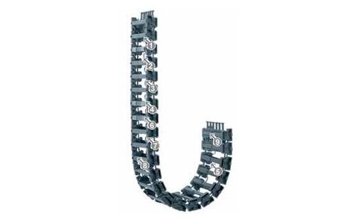 igus E3.10系列 - 拖链,可沿外径方向快速打开