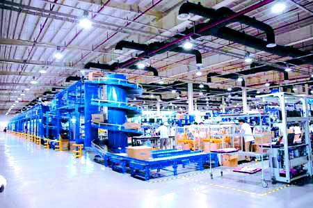 宝马在生产物流领域扩大工业4.0技术使用