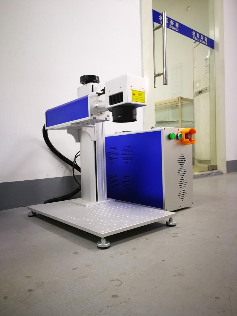 深圳便携式激光打标机厂家生产值得信赖