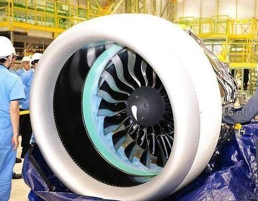 三菱重工生产的普惠PW1200G发动机正式下线