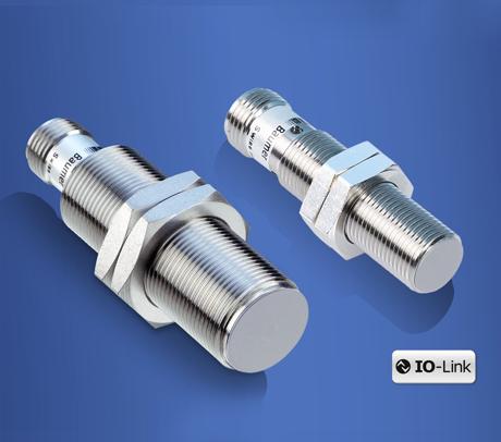 精确测量,独立设置:堡盟AlphaProx电感式测距传感器