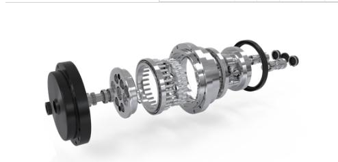 全球首发!欢颜超轻量级RV减速器问世