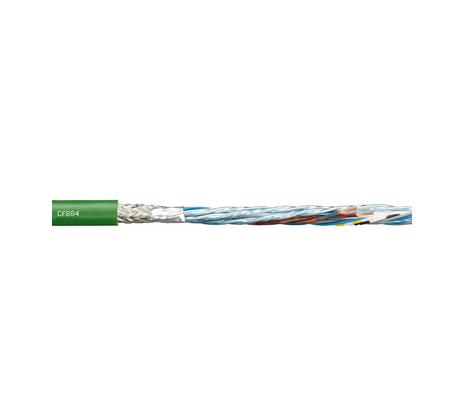 igus chainflex® 高柔性测量系统电缆CF884