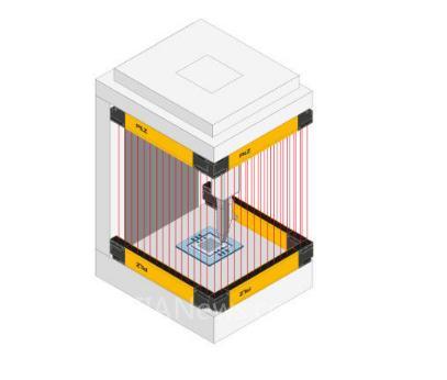 皮尔磁:PSENoptslim适合狭小空间的安全防护应用