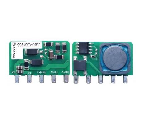 金升阳1W/3W超轻小体积AC/DC 非隔离电源——LSxx-K3BxxSS系列