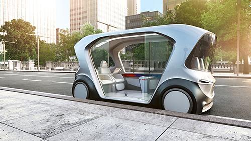 博世展示智能交通出行未来——全新电动巴士概念车将首次亮相2019国际消费电子展