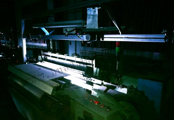 金属丝网织机在线检测系统