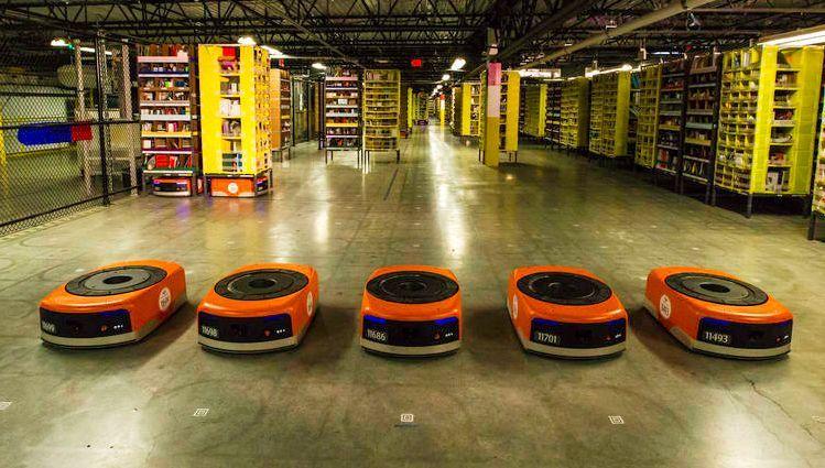 物流机器人也将有国家标准了!
