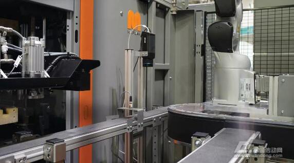 机器视觉:FLIRA615优化注塑工艺