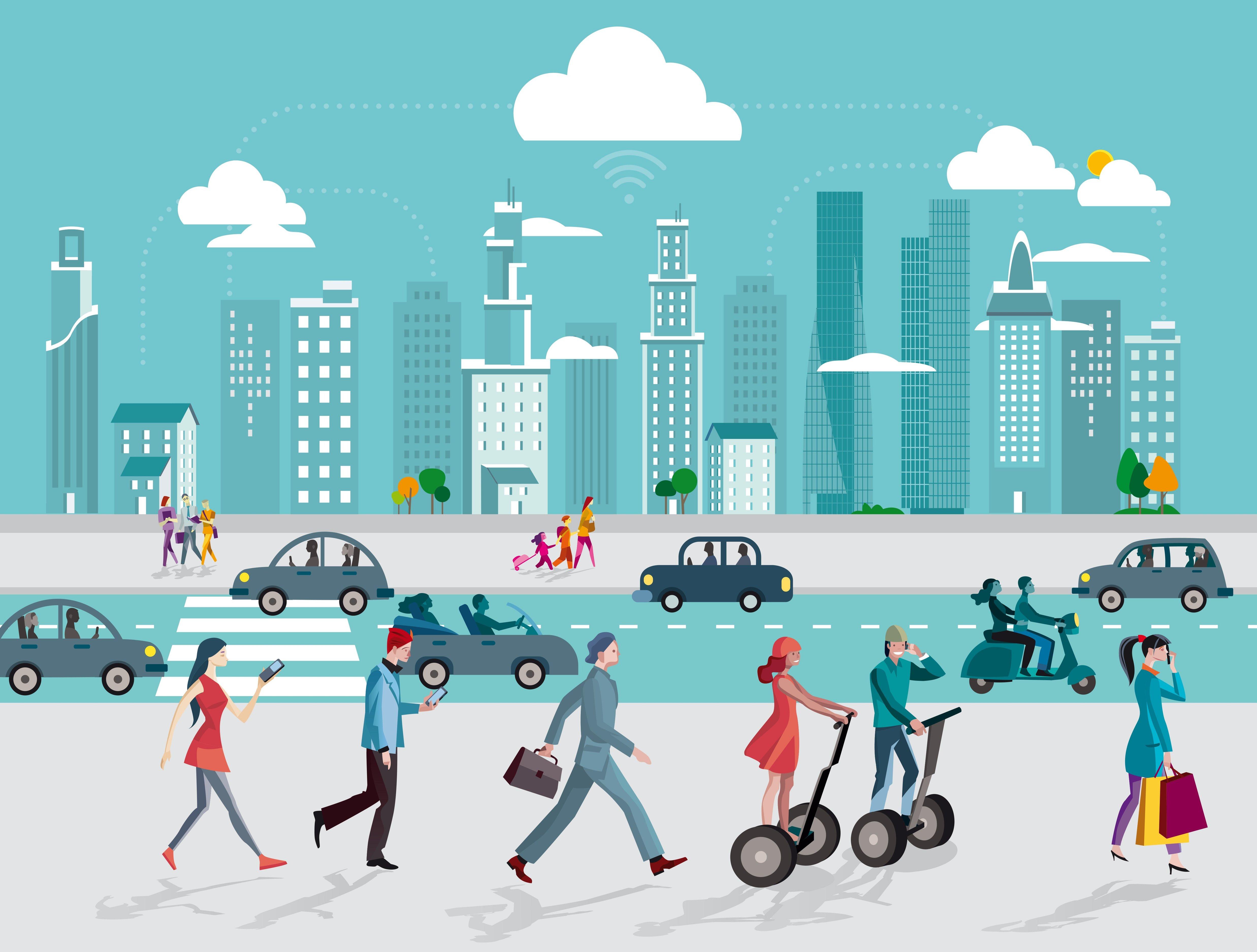 深度研究之建造智慧城市的四大核心技术分析