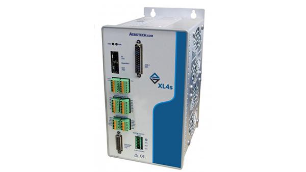 Aerotech:用于声音线圈和单相电机的192 kHz伺服速率闭环伺服控制器