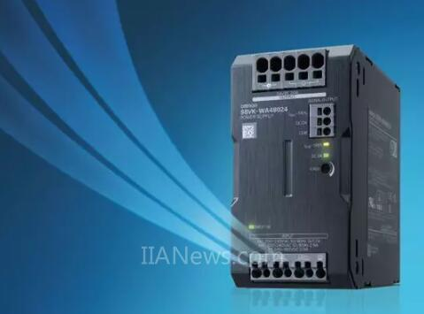 欧姆龙【开关电源S8VK-WA系列】新品发布,面向三相设备的电源新标准