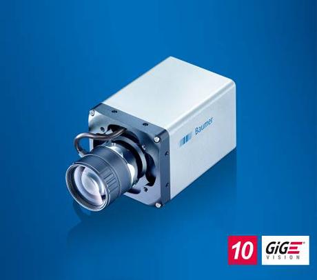 堡盟LX系列萬兆網接口相機