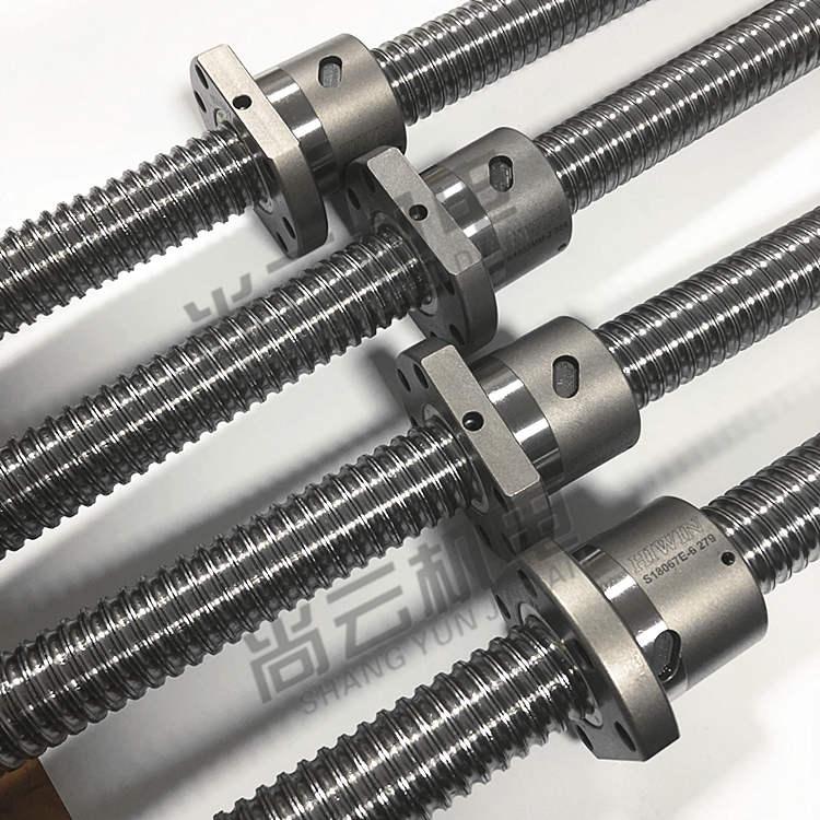 上银滚珠丝杆32外径10导程精密丝杠螺母