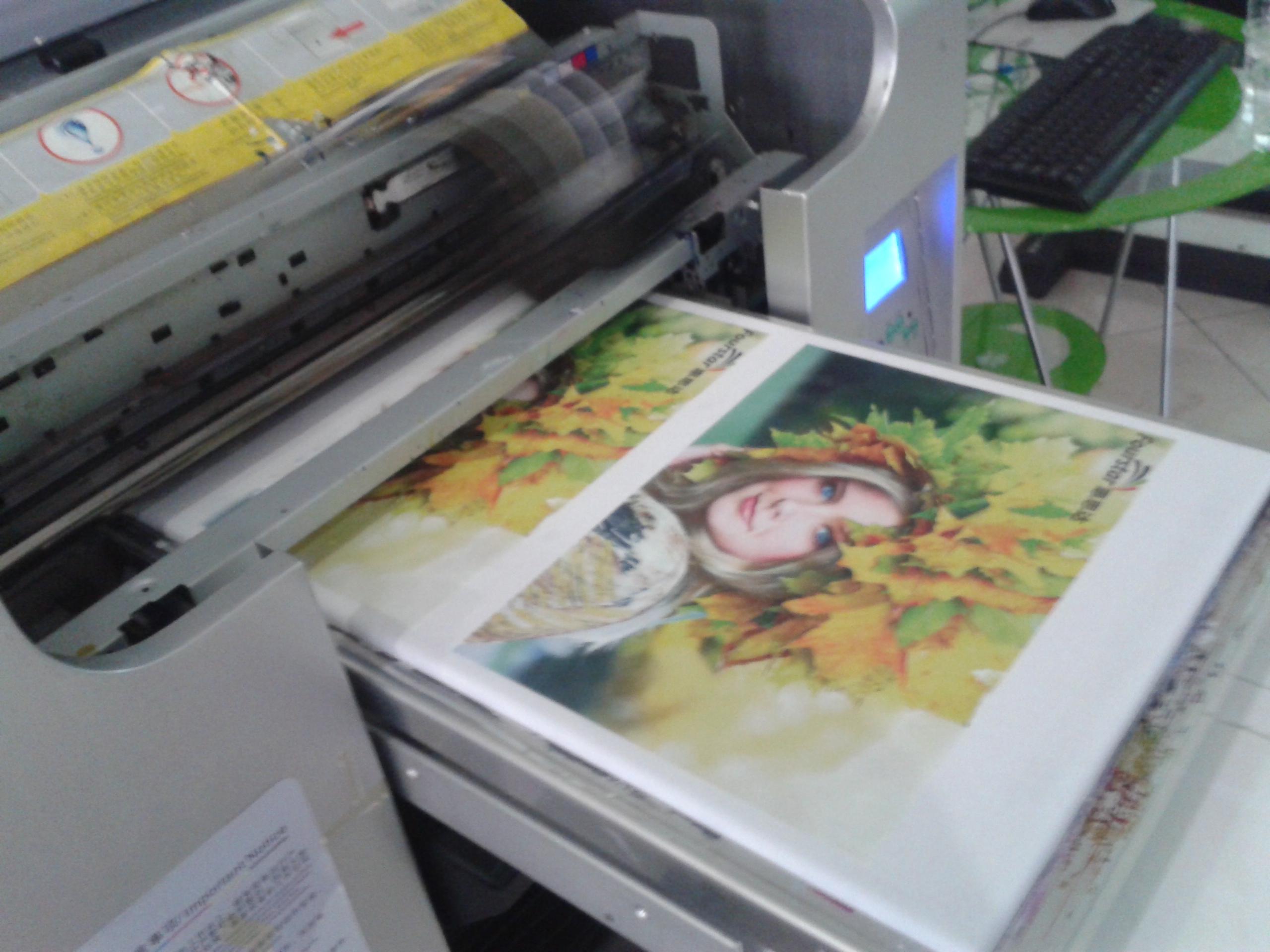 佳能积极挺进数码标签印刷市场