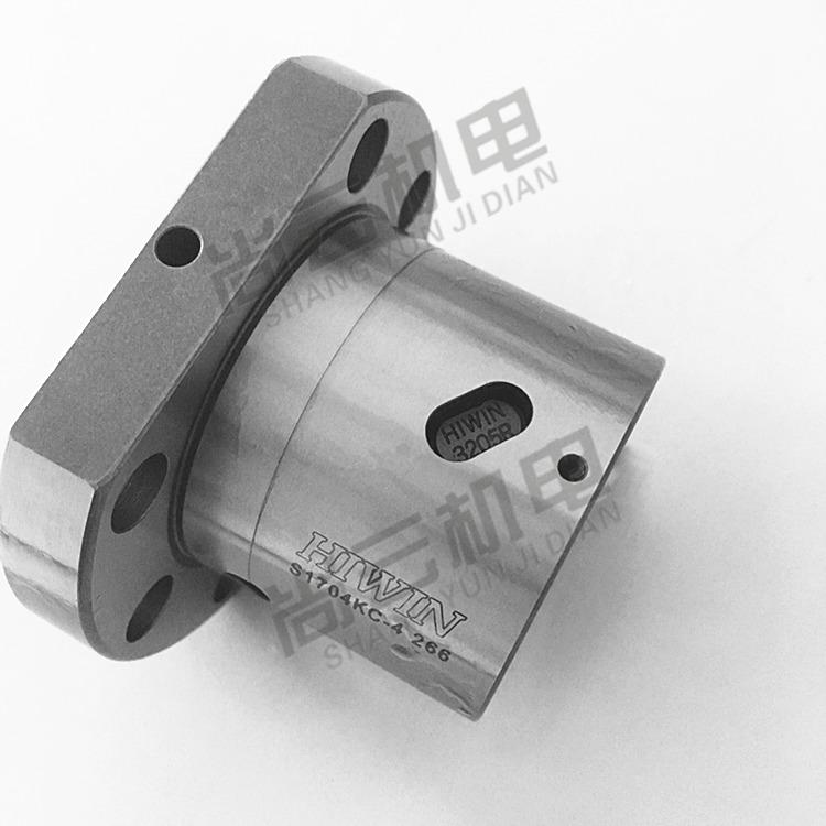 上银滚珠丝杆2005R/2505R/3205R精密滚珠螺杆螺母