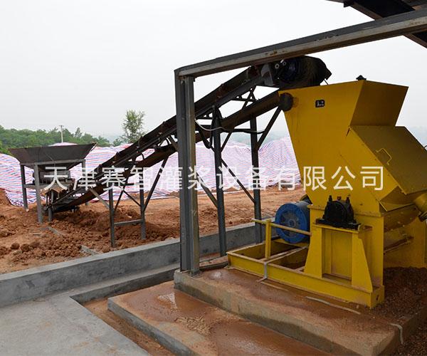 煤矿防灭火黄泥灌浆用水量测试 天津赛智