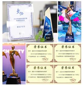 最爱雇主、匠心产品、绿色企业、社会责任……霍尼韦尔新年拿奖拿到手软