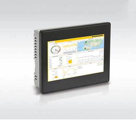 图尔克CODESYS 3 HMI/PLC