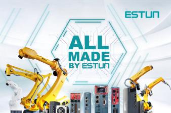 固本强根、布局长远埃斯顿机器人市场的成倍增长