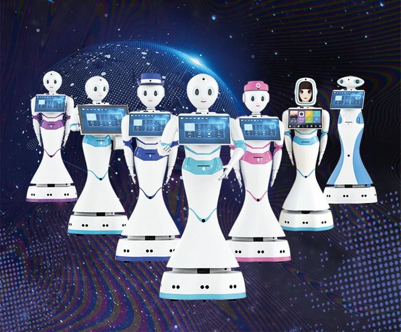 商务机器人及其应用案例