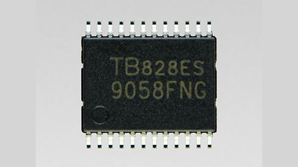 东芝推出具备LIN从属功能的车载直流电机驱动器IC样品
