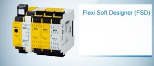 08 Flexi Soft Designer教程-如何传输软件配置
