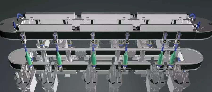 包装机械应用新兴直线伺服电机技术