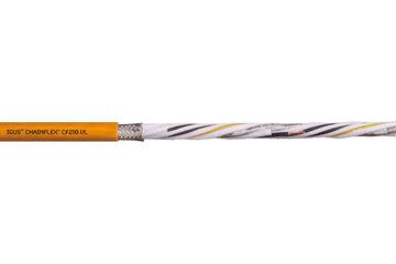 igus chainflex® 高柔性伺服电缆 CF210.UL
