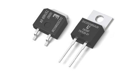 LittelfuseGEN2650V碳化硅肖特基二极管可提高应用的效率、可靠性与热管理