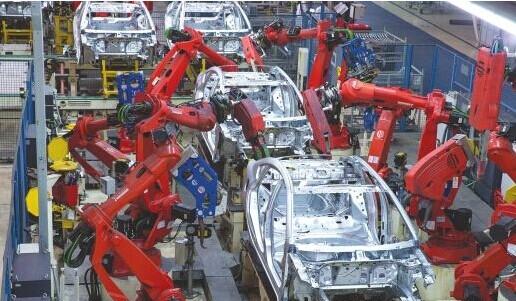 产业规模?#20013;?#25193;大,我国机器人产业核心技术亟待提升