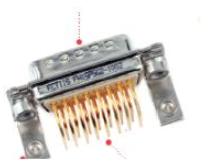 Molex推出带机加工接点的标准密度D-Sub连接器