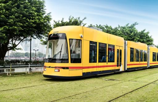 撬动公共交通新市场:魏德米勒助力?#25191;?#26377;轨电车大发展