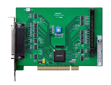 众为兴 ADT-8912A1 PCI十二轴运动控制卡
