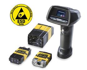 康耐视产品组合最广泛的ESD-安全读码器