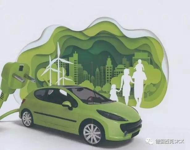 锂电池制造—SICK传感器解决方案