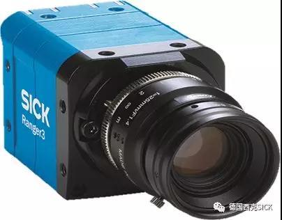 SICK新一代高速分体式3D相机 Ranger3