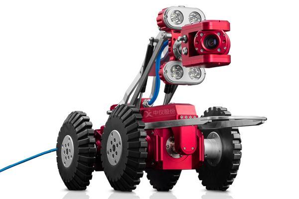 供水处理|管道检测机器人专治各种管道堵塞