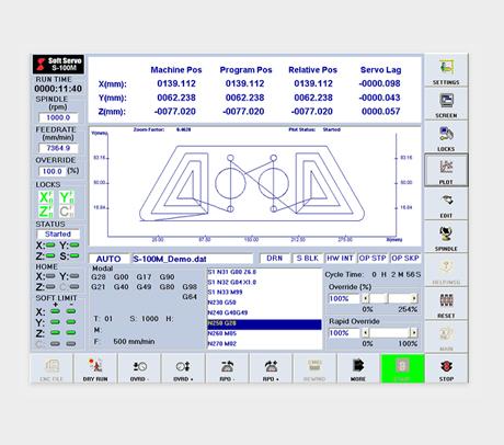 软赢S140M数控系统