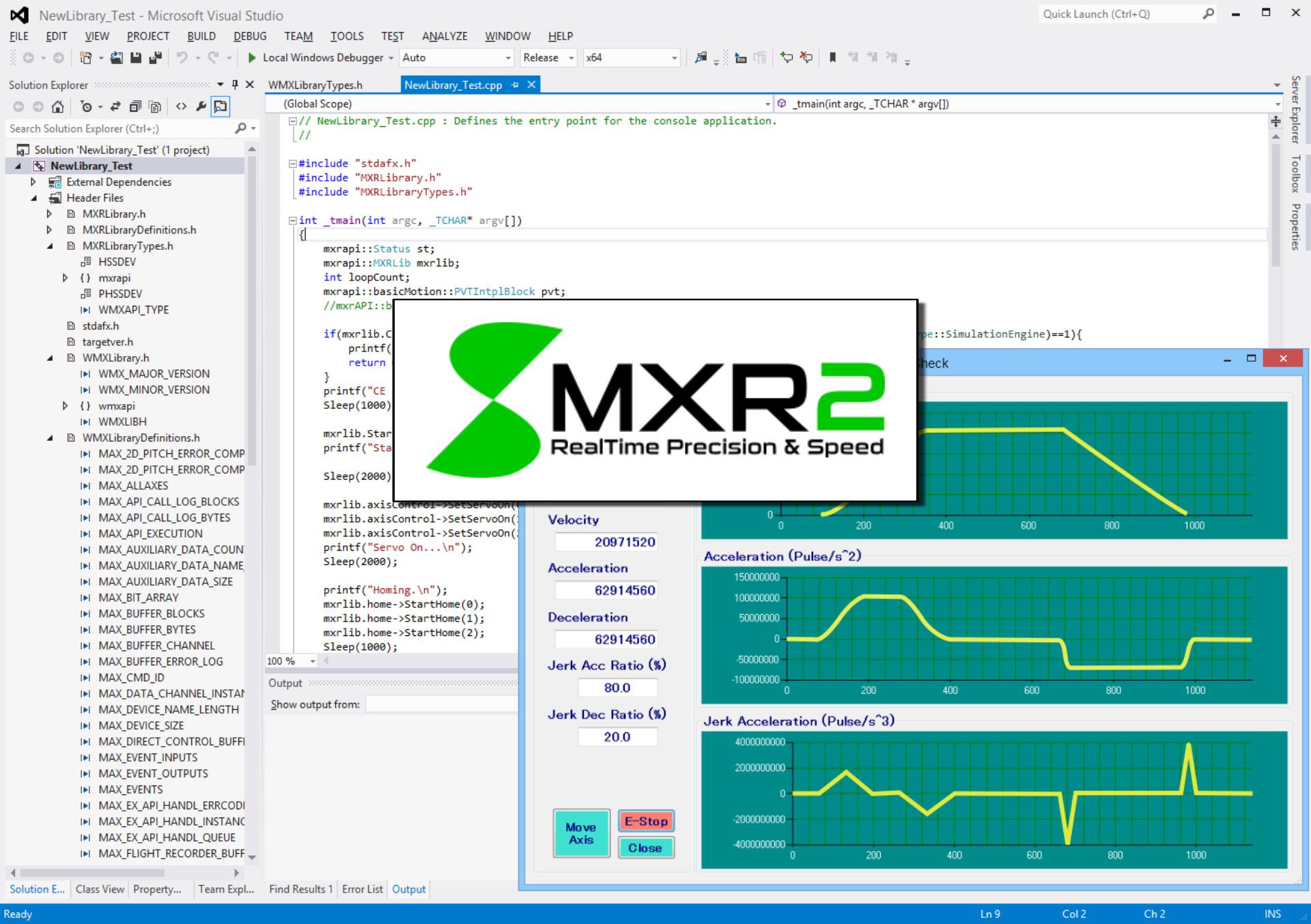 软赢 MXR2 通用运动控制系统
